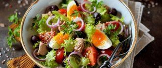 🥑 33 Полезных салата из трёх основных ингредиентов 🥑