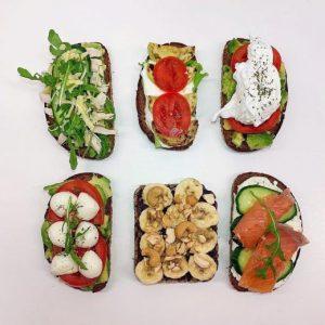 Ловите ТОП-6 САМЫХ вкусных и полезных бутербродов