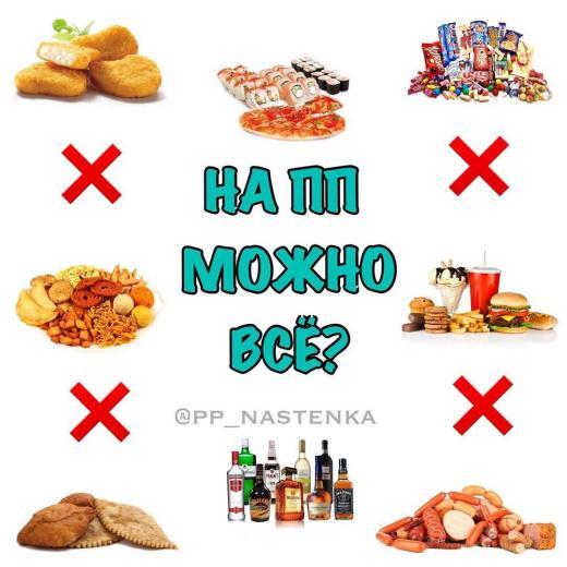 🍟На правильном питании можно всё?🍔