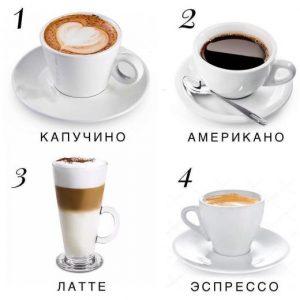 Сколько можно пить кофе в день ?